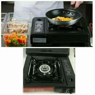 mini gas stove