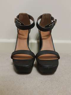 Spurr Strappy Heels