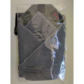 Brand New Domke 15-Inch Protective Wrap (Gray)