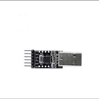 CP2102 USB 2.0 to TTL UART Module 6-pin