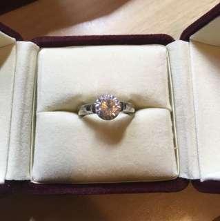 意大利水晶戒指