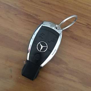 Mercedes Benz Key Thumbdrive