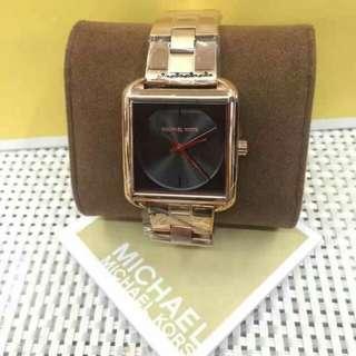 MK watch rosegold/gold