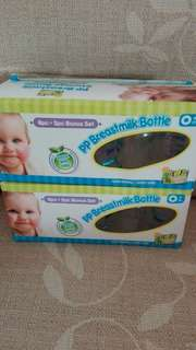 Bumble Bee Breastmilk Storage Bottles