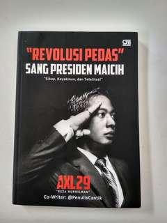 Revolusi Pedas Sang presiden maicih