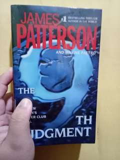 "James Patterson's ""The 9th Judgment"""