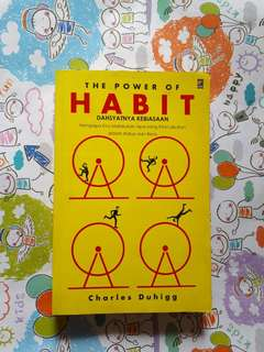 Buku bekas - The Power of Habit