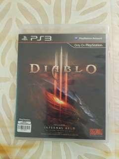 Diablo 3 III PS3 Multiplayer