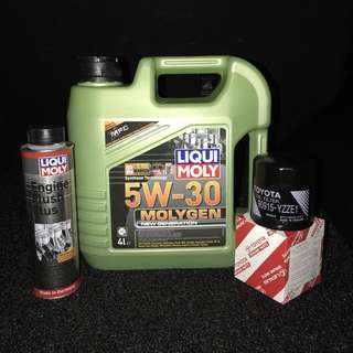Liqui Moly Molygen Engine Oil 5w-30