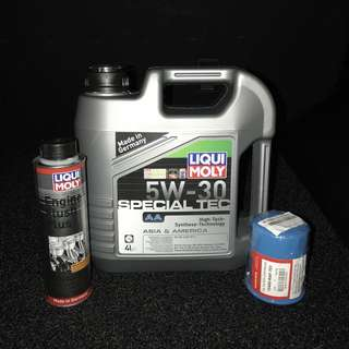 Liqui Moly Engine Oil 5w-30