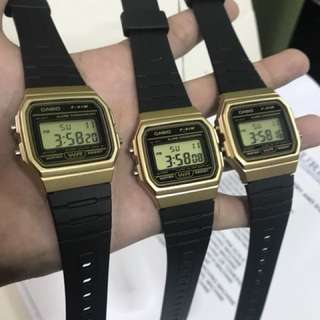 Casio Watch F-91w
