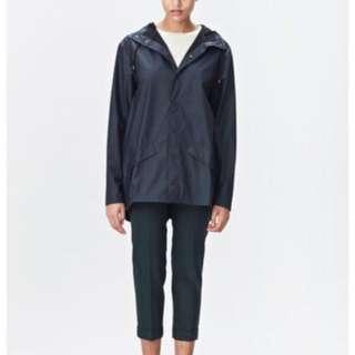 Rains Navy Blue Rain Wear