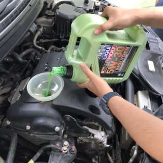Engine Oil Change at your place