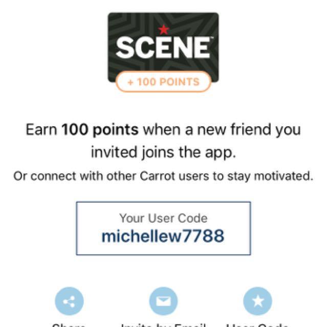 100 scene points