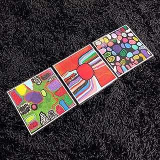 Yayoi Kusama Art Piece Collectible Card Set