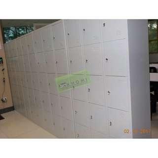 15 DOOR METAL LOCKER CABINET--KHOMI