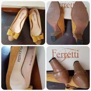 Selling Low! Ferreti pumps