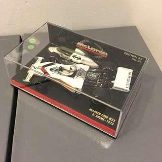 1/43 McLaren Ford M23. Minichamps.