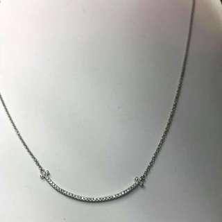鑽石頸鍊及手鍊套裝
