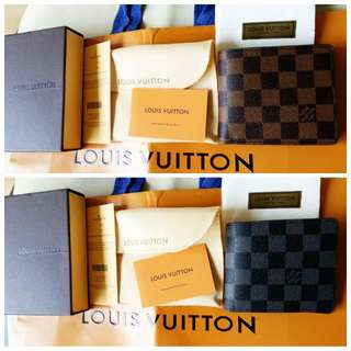 Lv louis vuitton mens wallet CLEARANCE SALE