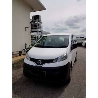 NISSAN NV200 1.6 AUTO NEW EURO6