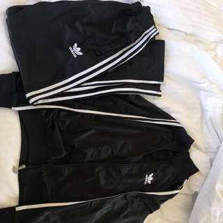 Adidas Classic Trackie Set