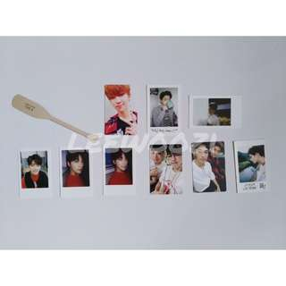 Buy 1 Free 1 Official Photocards