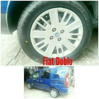 Tyre 185/65 R15 Membat on Fiat Doblo 🐓 Super Offer 🙋