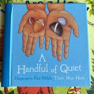 A handful of quiet (kids yoga book, meditation and calming)