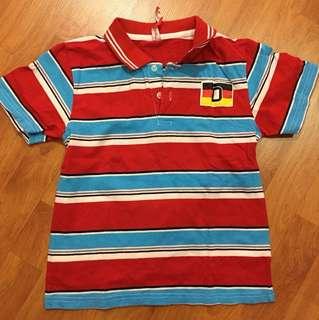 Boys Stripes Tshirt