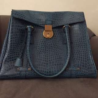 Fino Croc Bag