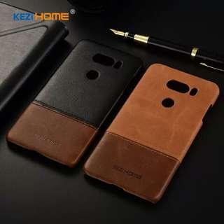 LG V30 leather casing