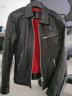 Original Premium Leather Jacket from Stockholm