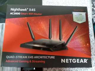 Wifi Router ~ Nighthawk X4S