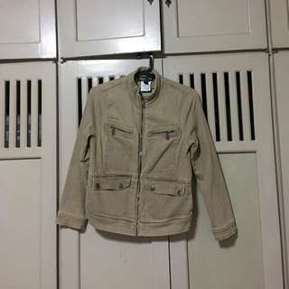 RL (overruns)Light Brown Soft Denim Jacket