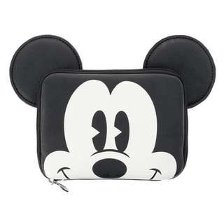 Disney Mickey Mouse Tissue Case MICKEY'S PARTY with mirror 最後一個