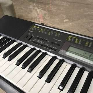 Casio CTK-2200 Electronic Piano (PRISTINE🔥)