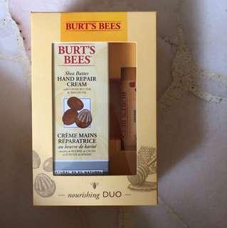 Burt's Bees nourishing DUO