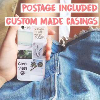 Custom Made Tumblr Casing For Your Phone!