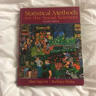 Statistical Methods for the Social Studies Fourth Edition