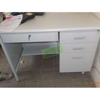 J SERIES OFFICE TABLES AND LATERAL CABINET--KHOMI