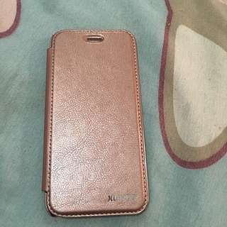 Iphone 6s case with card pocket inside