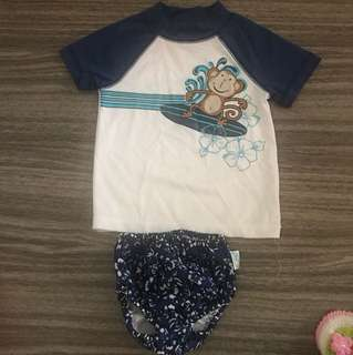 Infant Swimming Wear and Trunk