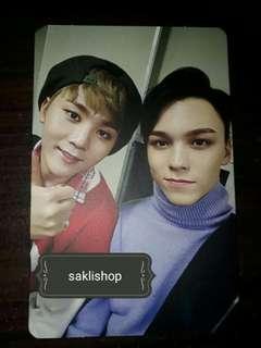 Going Seventeen Vernon Seungkwan Photocard
