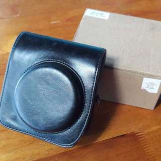 Instax Mini 90 Leather Case/Bag