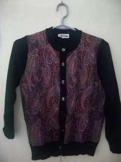 Artsy sweater