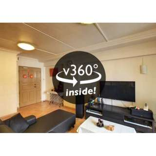 4A Blk 14 Lor 7 Toa Payoh For Sale!!  #Super High Floor
