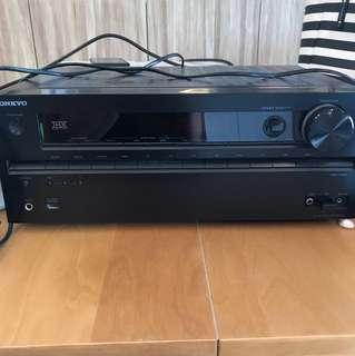 Onkyo AV receiver TX-NR616