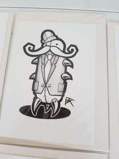 Doktor A prints