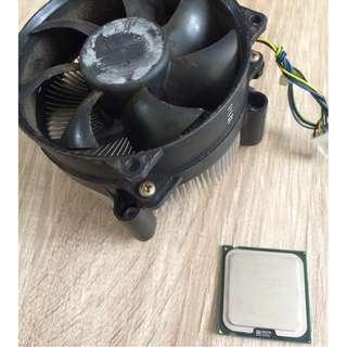Intel E8300 Core 2 Duo Processor (w/ Heatsink)